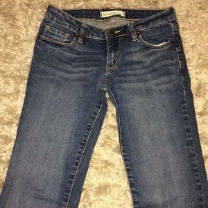 Bull Head Black Jeans